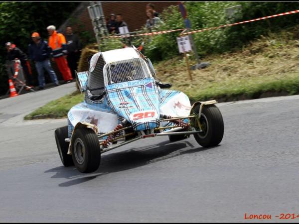 Kartcross 600cc Ufolep préparé et sponsorisé Fra-Racing